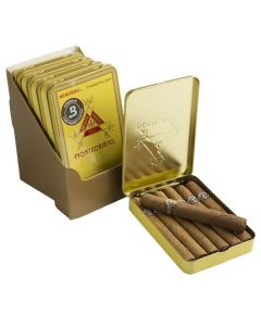 MONTECRISTO MEMORIES 5 Tins of 6 Cigars