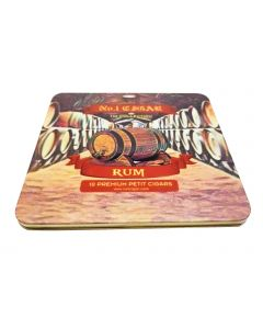 No.1 Tin Collection Rum