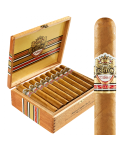 Ashton Cabinet Selection #1 (Perfecto) Box of 25