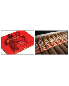 God of Fire by Don Carlos, Robusto Gordo 54