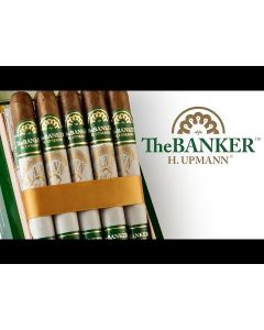 H.Upmann THE BANKER ANNUITY & LTR Box of 25