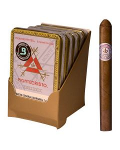MONTECRISTO WHITE PRONTO PETITE 5 Tins of 6 Cigars