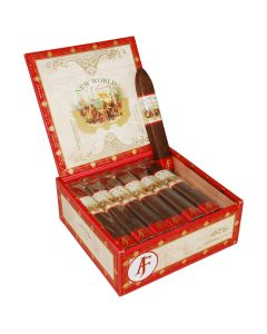 New World Oscuro Belicoso Box of 21